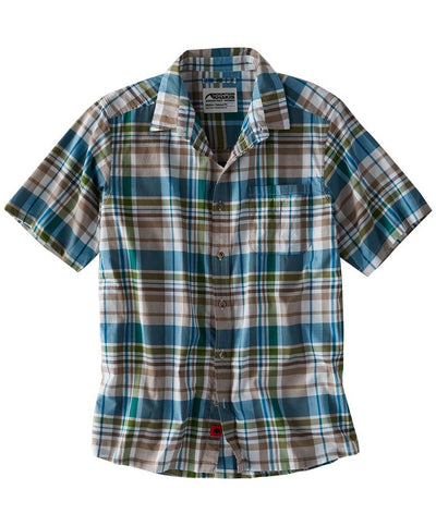 Mountain Khakis - Tomahawk Madras S/S Shirt