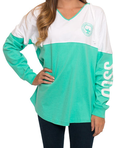 Southern Shirt Co - V-Neck Hoodie