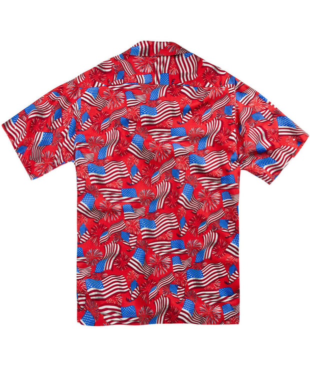 Rowdy Gentleman - The National Anthem Hawaiian Shirt