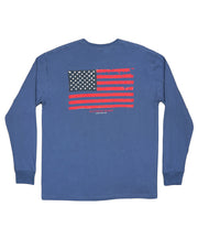 Southern Marsh - Vintage Flag Long Sleeve Tee