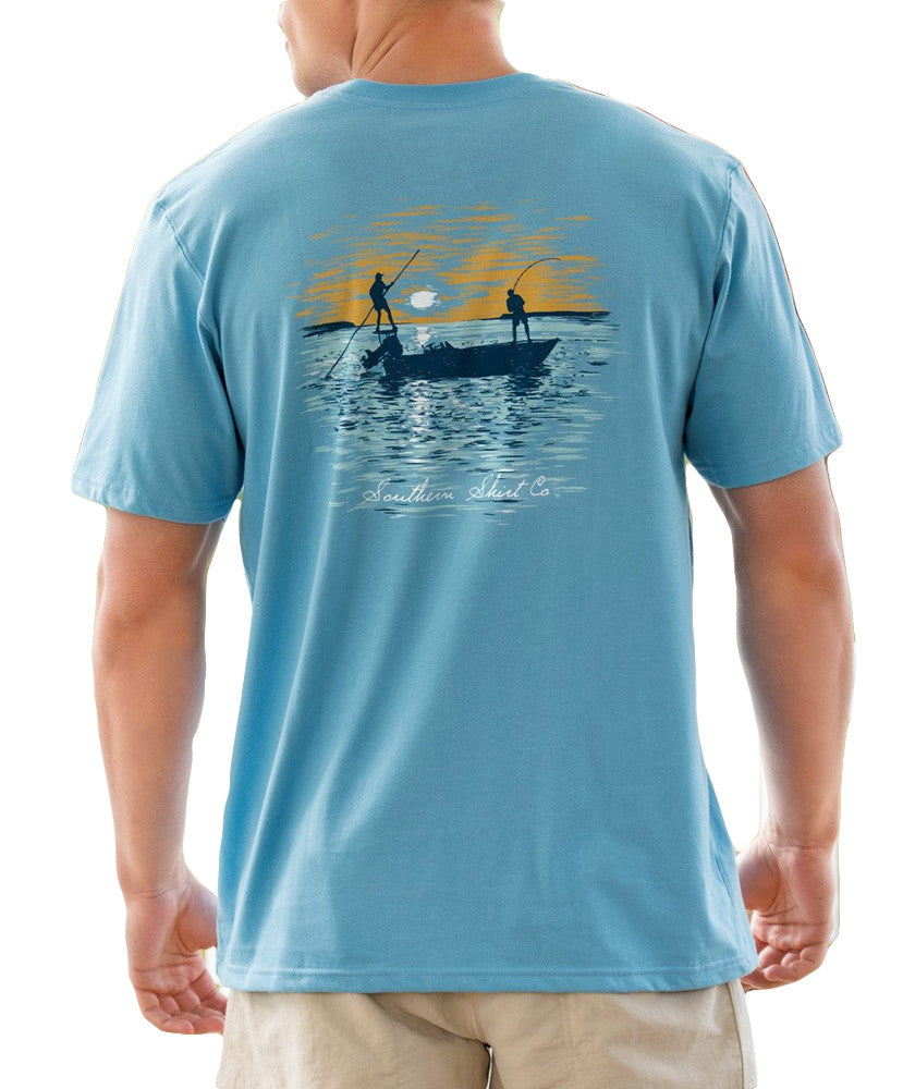 Southern Shirt Co - Flats Fishing Tee