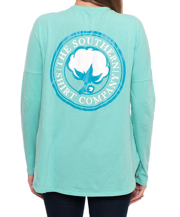 Southern Shirt Co - Triblend V-Neck Long Sleeve Tee