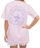 Southern Shirt Co. - Flower Logo Tee - Blossom