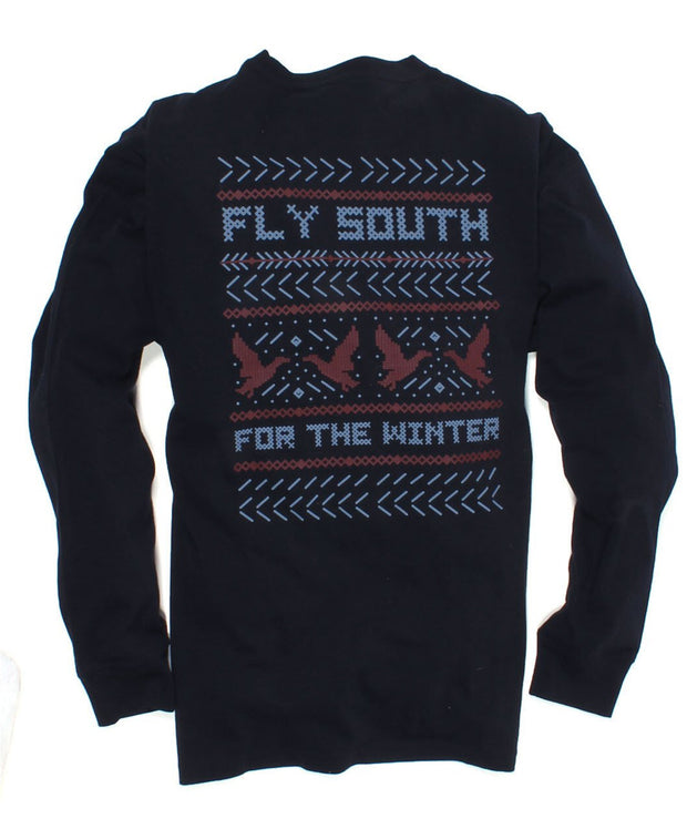 Southern Proper - Fly South Long Sleeve Tee