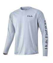 Huk - Tuna Badge Pursuit Performance LS Shirt