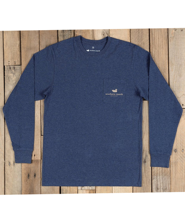 Southern Marsh - Origins Rack Long Sleeve Tee