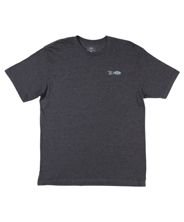 Aftco- Home Base Heather Tee