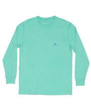 Southern Marsh - Vintage Decoy - Mallard Long Sleeve Tee