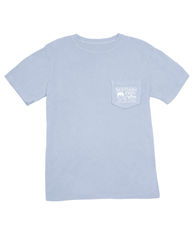 Southern Fried Cotton - Local Since 1776 Tee