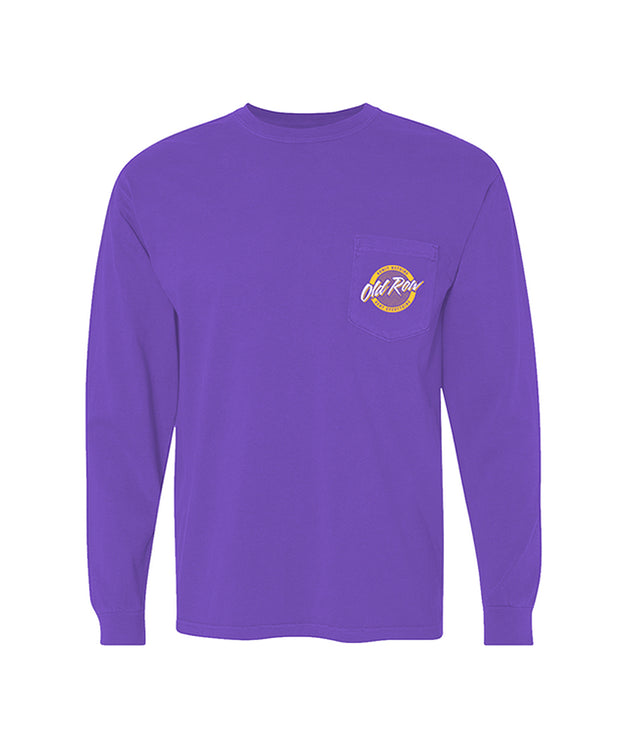 Old Row - Tailgate Long Sleeve Pocket Tee