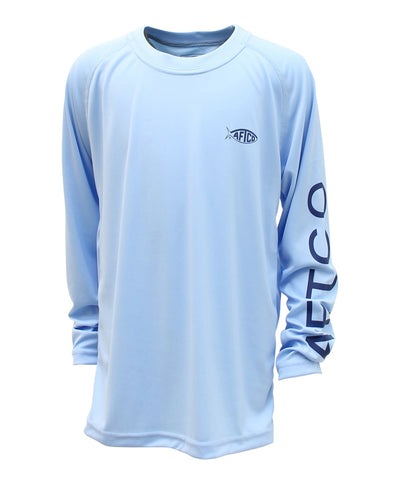 Aftco - Youth Samurai Long Sleeve Tee