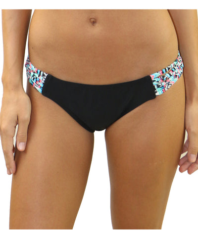 Heat Swimwear - Criss-Cross Knotted Side Bottom