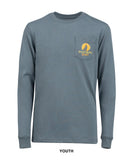 Southern Shirt Co - Youth Lone Wolf Long Sleeve Tee
