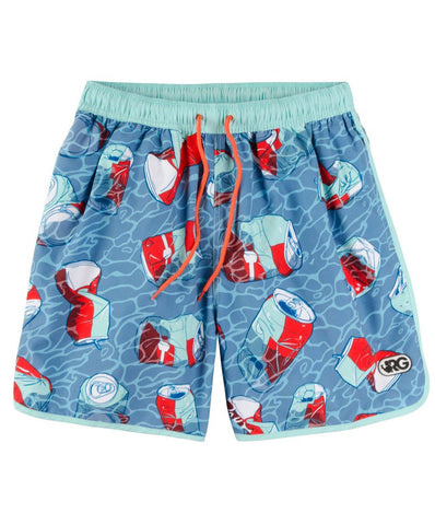 Rowdy Gentleman - Crush It Swim Trunks