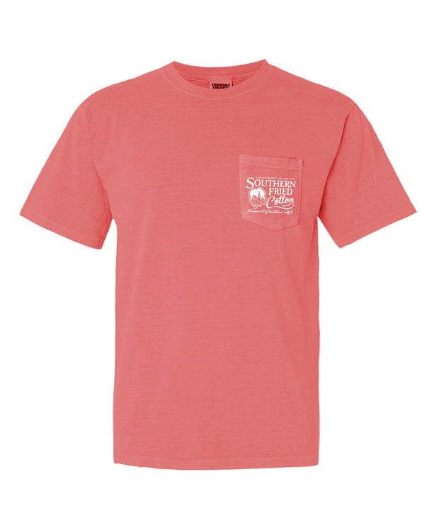 Southern Fried Cotton - Make Some Waves Tee