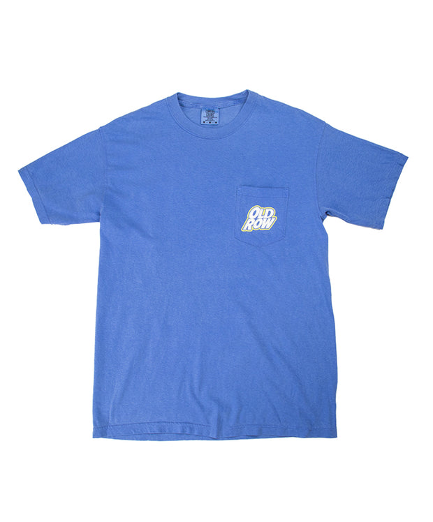 Old Row - The Billy Pocket Tee