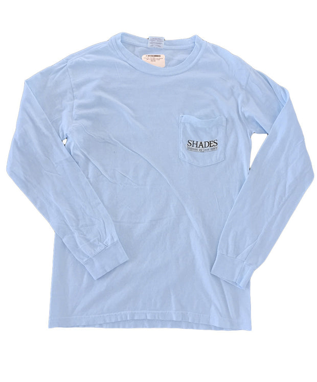 Shades - The Wall Long Sleeve Tee