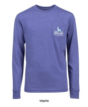 Southern Shirt Co - Youth Lovely Llamas Long Sleeve Tee
