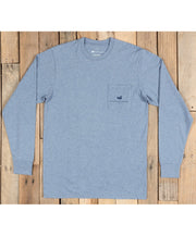 Southern Marsh - Southern Tradition Crest Long Sleeve Tee