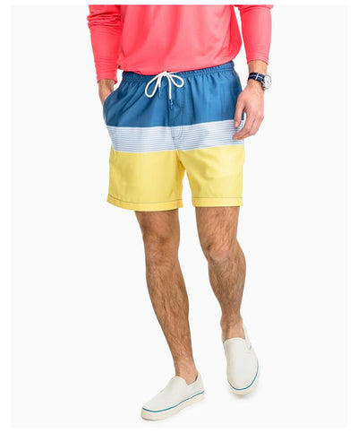 Southern Tide - Boogie Bay Swim Trunks