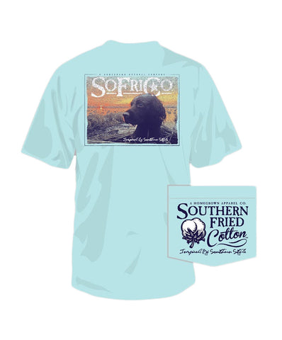 Southern Fried Cotton - Gauge Pocket Tee