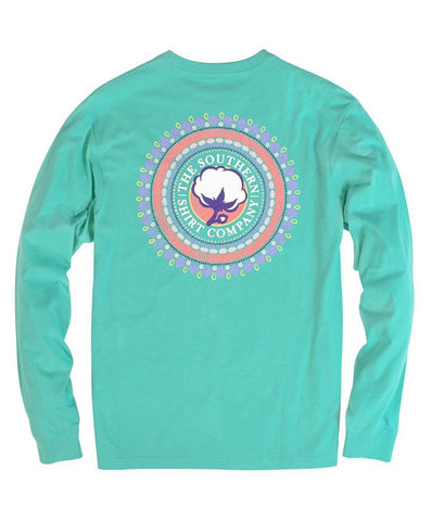 Southern Shirt Co - Gem Logo Long Sleeve Tee