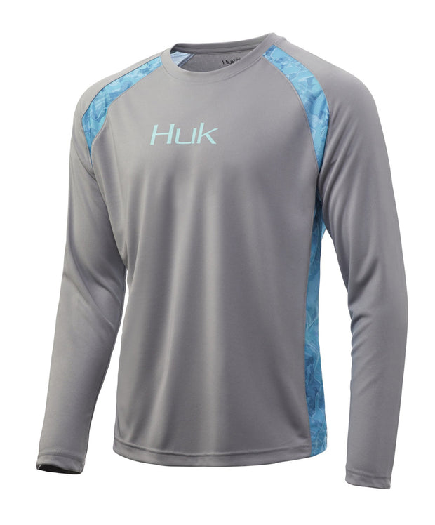 Huk - Strike Solid Long Sleeve
