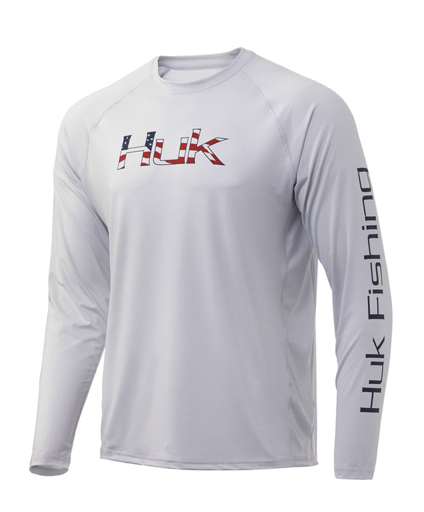 Huk - Americana Fill Pursuit Long Sleeve