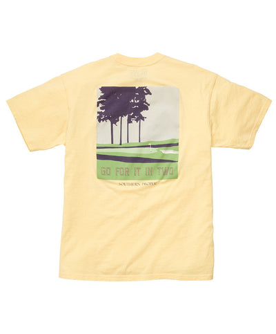 Southern Proper -Go For It in Two Tee