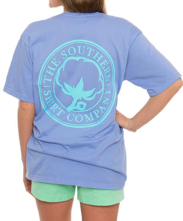 Southern Shirt Co - Carly Vneck Tee