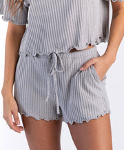 Southern Shirt Co - Ribbed Sincerely Soft Lounge Shorts