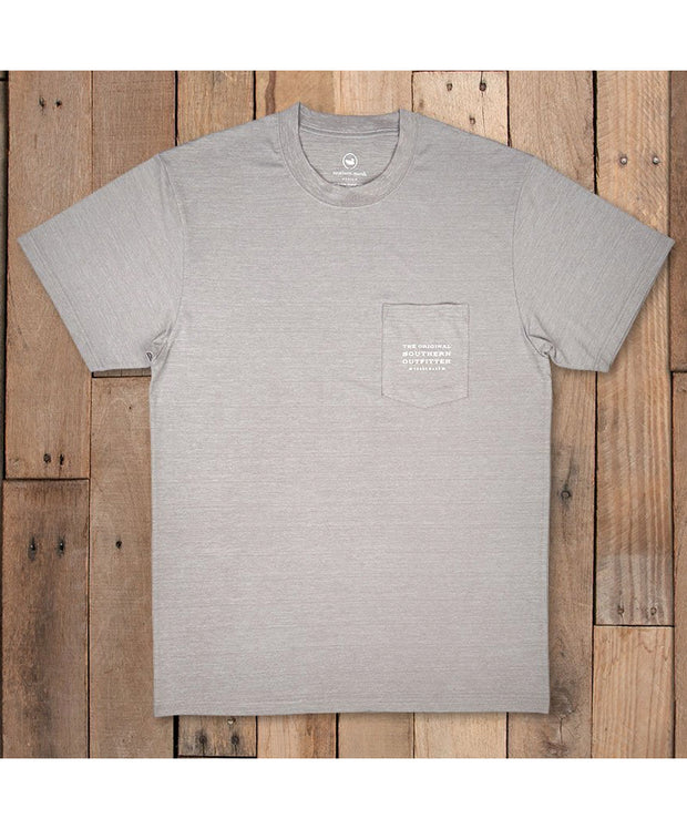 Southern Marsh - FieldTec Heathered - Trademark Tee