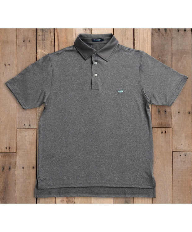 Southern Marsh - Rutledge Heather Performance Polo