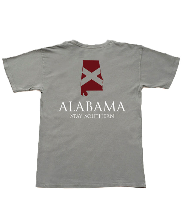 The State Company - AL Classic Stay Southern Tee