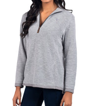 Southern Shirt Co - Knobby Knit 1/4 Zip