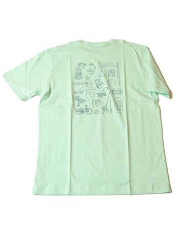 Southern Point - Beach Necessities Signature Tee