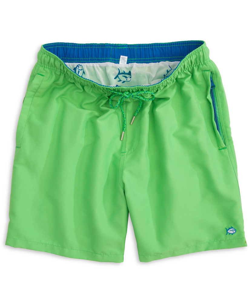 Southern Tide - Skipjack Solid Swim Trunk