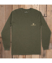Southern Marsh - Aztec Catch Long Sleeve Tee