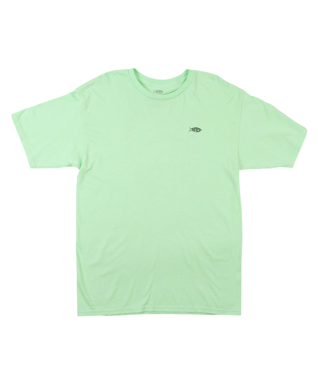 Aftco - Built To Fish Cotton Tee