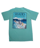 Girlie Girl - Dogs On The Boat Tee