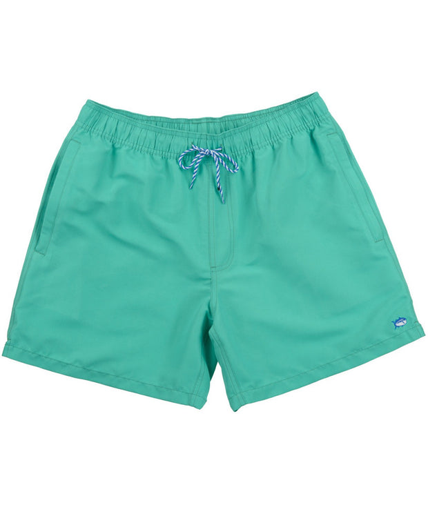 Southern Tide - Weekend Swim Trunk - Lagoon