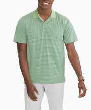 Southern Tide - Barrier Stripe Performance Polo