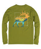 Southern Shirt Co. - Elk Ridge Long Sleeve Tee