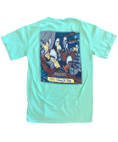 Shades - Boston Tea Party Tee