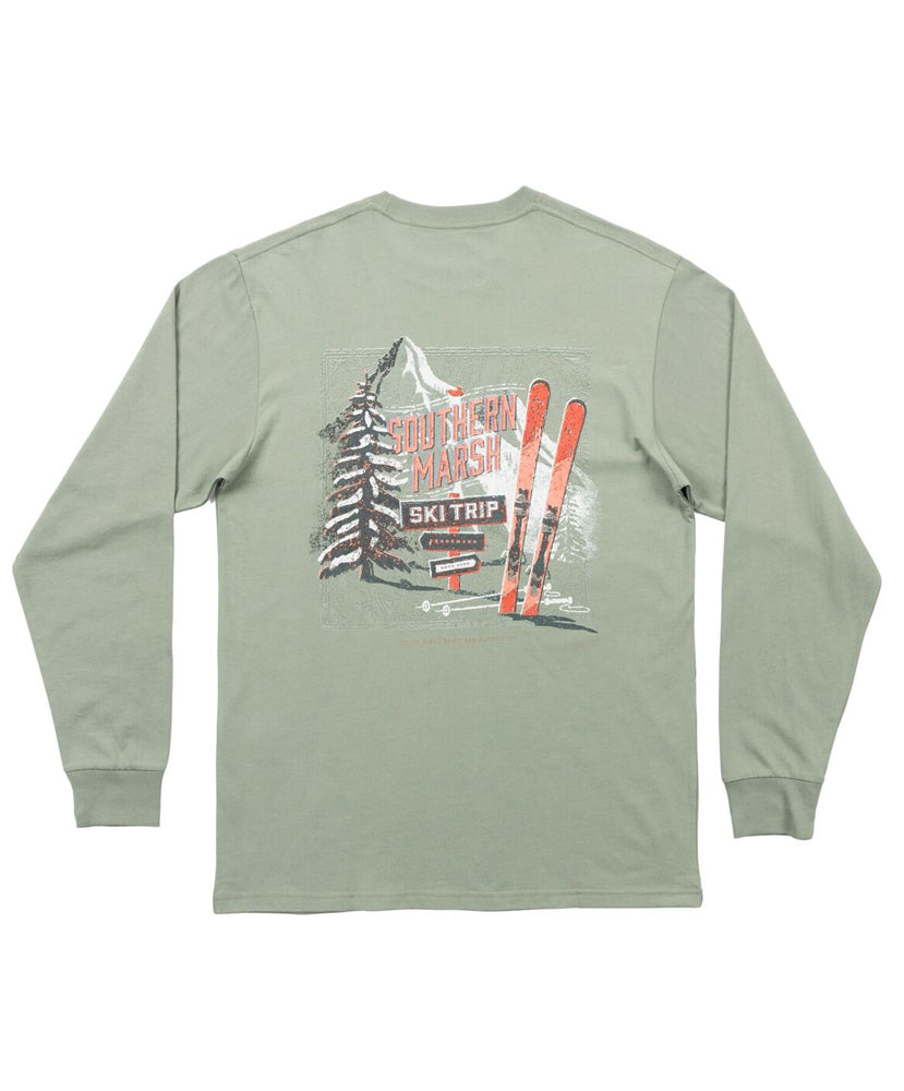Southern Marsh - Ski Trip Long Sleeve Tee