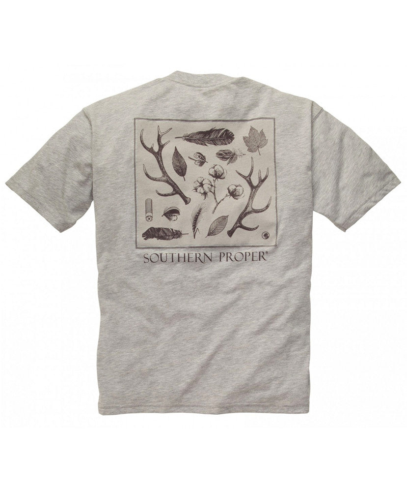 Southern Proper - Signs of Season Tee