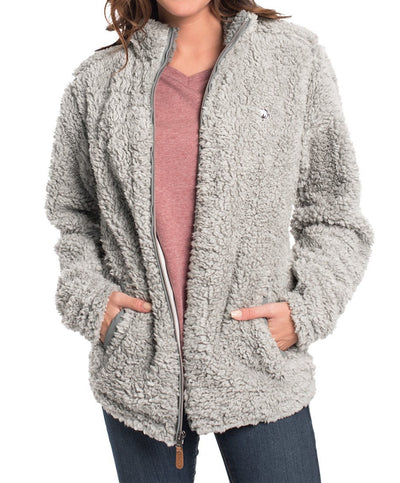 Southern Shirt Co - Sherpa Jacket