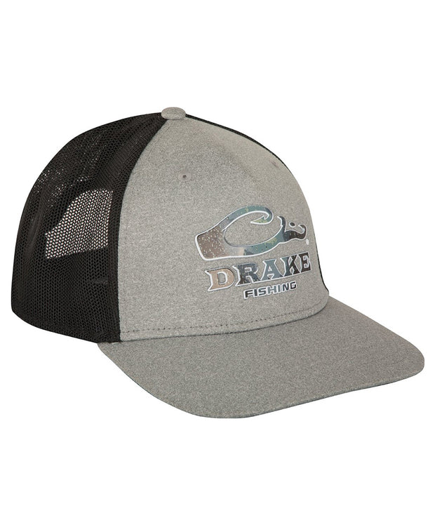Drake - Fishing Logo Mesh Back Cap
