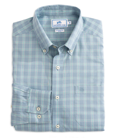 Southern Tide - Ellsworth Plaid Sport Shirt