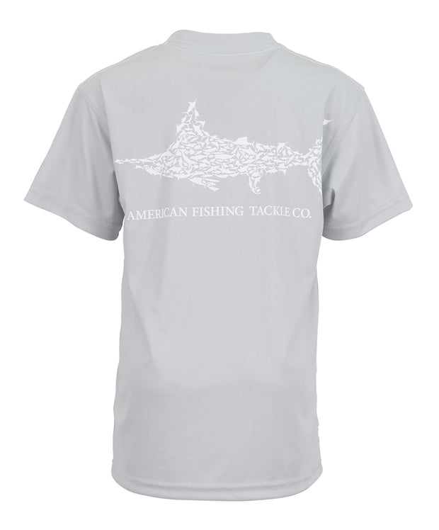 Aftco - Youth Jigfish Performance Tee